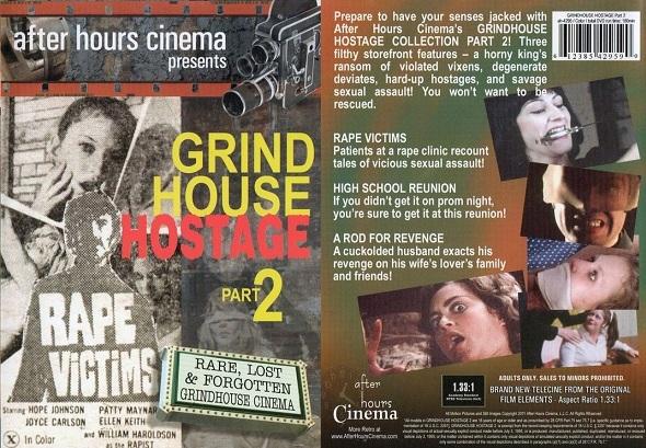 Rape Victims #2 - Ursula Austin - After Hours Cinema