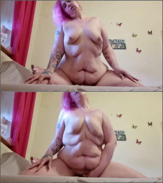 MolligeSchlmapeHot - MDH - Ganz nackt reite ich deinen Schwanz ab - Mit heftigem Orgasmus (FullHD 1080p) [2021]