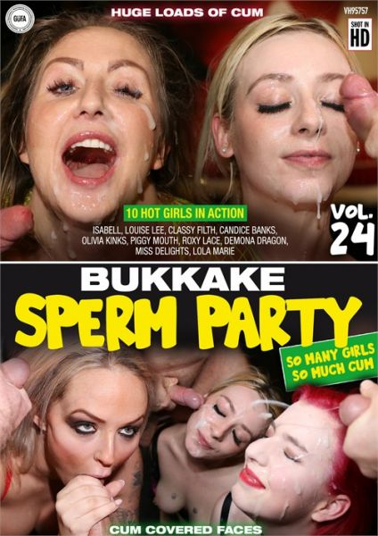 Bukkake: Sophie Anderson, Classy Filthy, Lola Marie, Louise Lee, Demona Dragon, Piggy Mouth, Miss Delights, Isabel Dean, Candice Banks, Roxy Lace, Olivia Kinks - Bukkake Sperm Party 24 (FullHD/1080p)