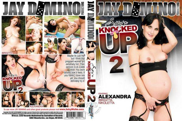 Sexy And Knocked Up #2 - Ibrigitta - Jay Domino Productions