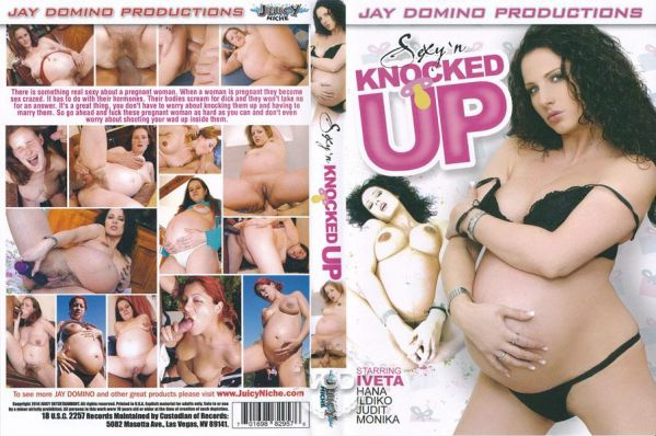 Sexy And Knocked Up #1 - Ildiko - Jay Domino Productions