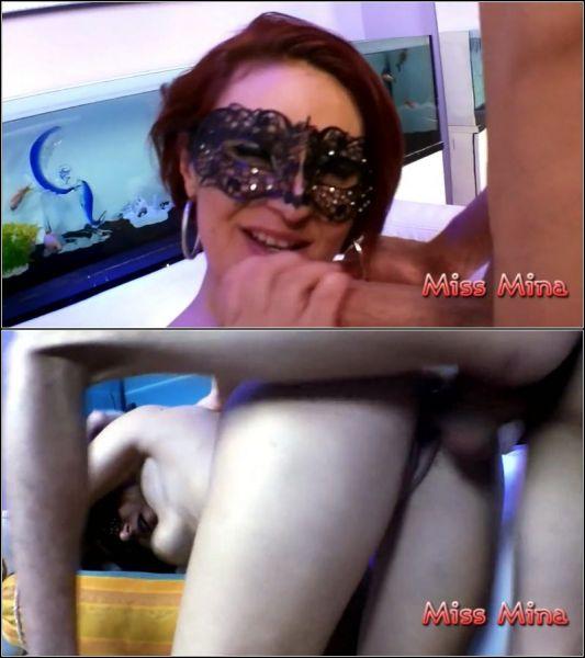 Minaxxx - 28 un palo a natale with Miss Mina (FullHD/1080p) [2021]