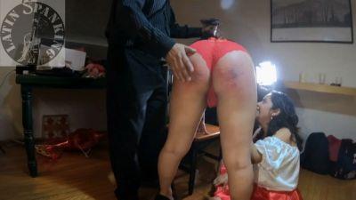 LatinSpanking – Shaparritas Public Punishment