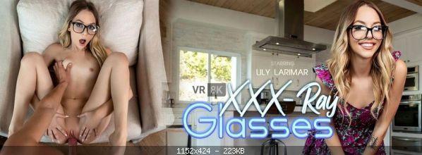 VR Lily Larimar (XXX-Ray Glasses / 15 10 2021)