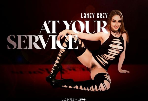 VR Laney Grey (At Your Service / 12 10 2021)