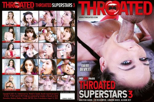 Throated Superstars 3 (2021) WEBRip / FullHD / *MKV*