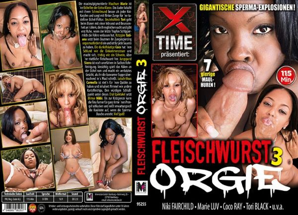 Fleischwurst Orgie Teil 3 - Niki Fairchild - MovieStar