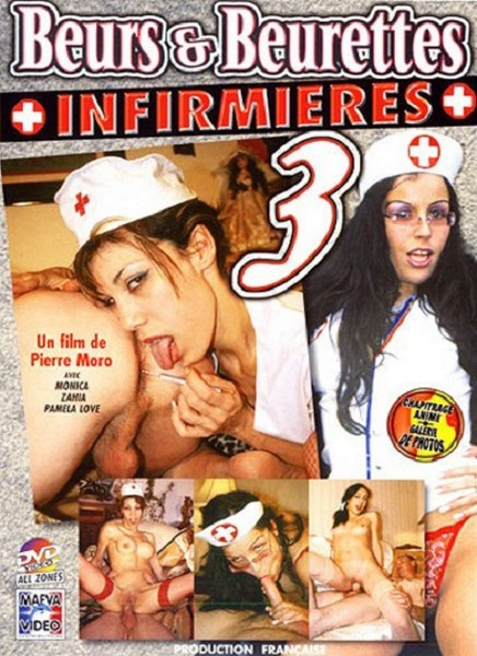 Beurs et Beurettes 3 Infirmieres / Arab and Arab women 3 nurse (Year 2006)