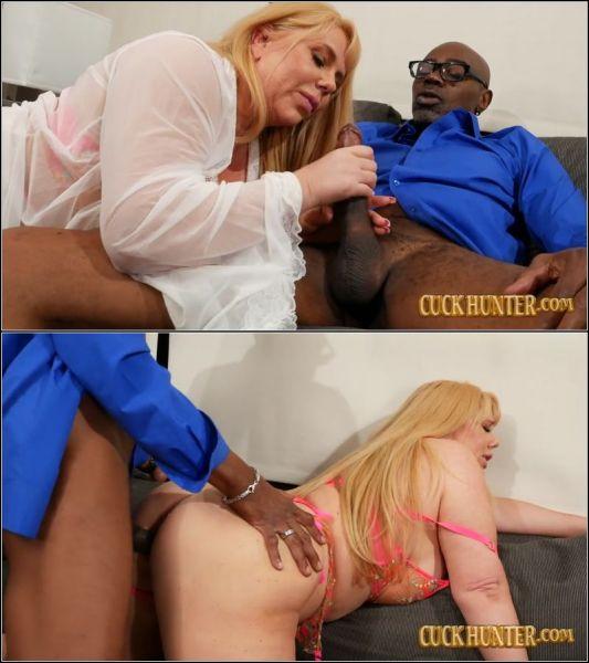 Interracial - Busty MILF Karen Fisher Needs Big Black Cock Cuckold with Karen Fisher (FullHD/1080p) [2021]