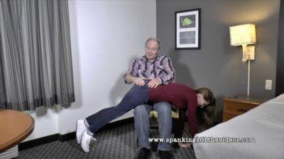 Spanking101thevideos – Rey vs The Principal, M/f