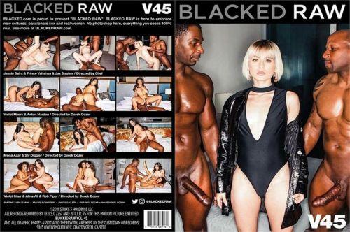 Blacked Raw V45 (2021) WEBRip / FullHD / *MKV*