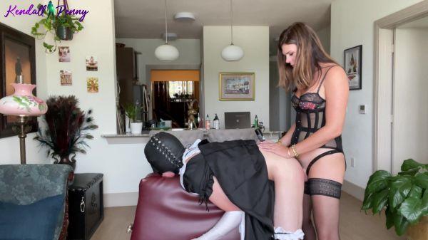 Trans - Sissy Maid with TgirlOneGuy  (UltraHD/4K/2160p) [2021]