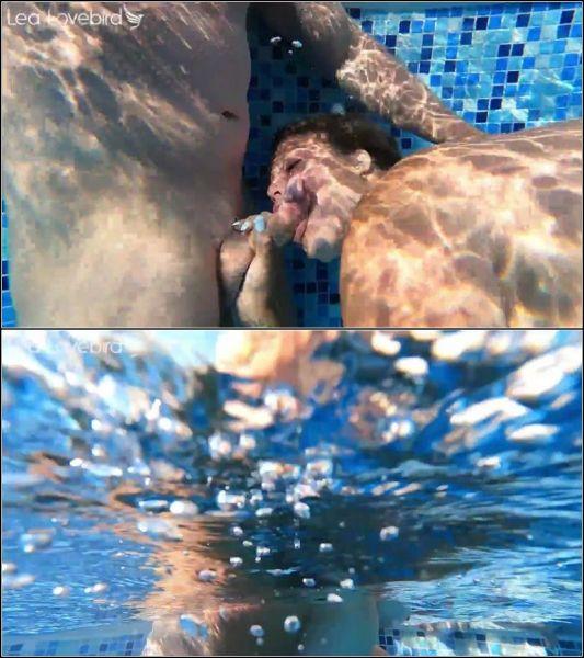 MDH - Mein erstes Mal - Sex unter Wasser with Lea-Lovebird (FullHD/1080p) [2021]