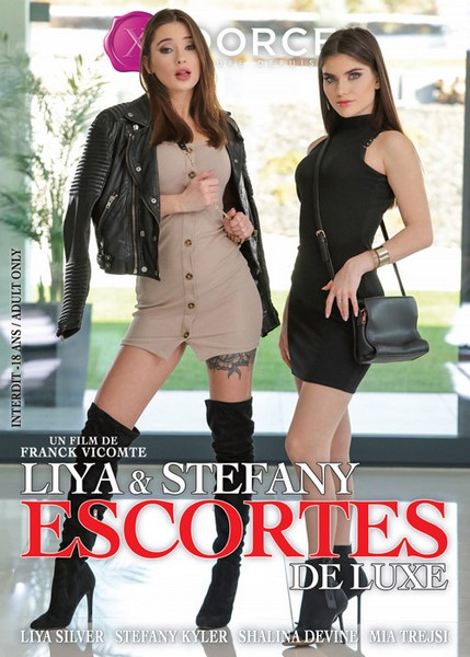 Liya and Stefany Escorts Deluxe / Liya et Stefany Escortes de Luxe (Year 2021 / FullHD Rip 1080p)