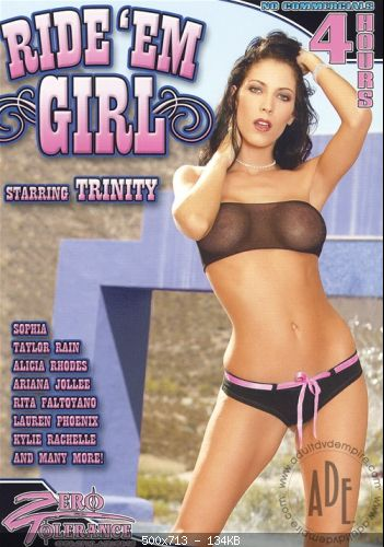 Ride 'Em Girl DVDRip