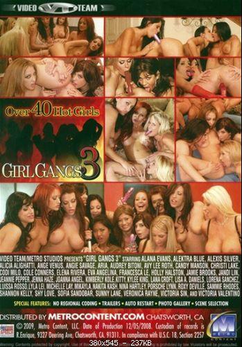 Girl Gangs #3 DVDRip
