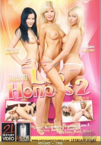 Les Honeys #2 DVDRip