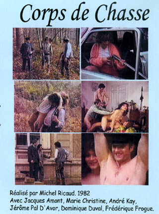 Corps de chasse (1982) DVDRip