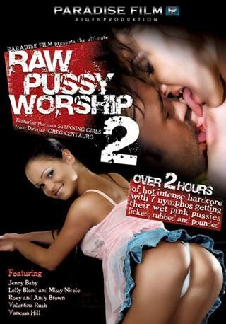 Raw Pussy Worship #2 DVDRip