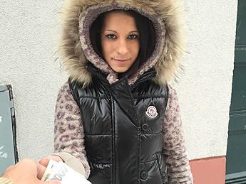 PublicAgent   Joyce   Student wants to fuck for cash (p1370)