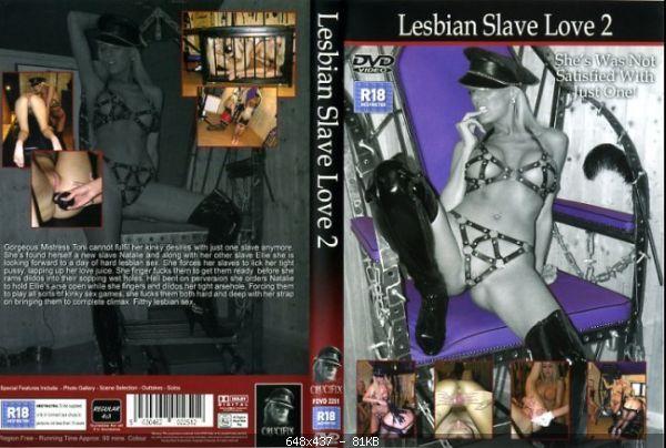 Lesbian Slave Love #2 DVDRip