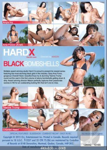 Black Bombshells DVDRip