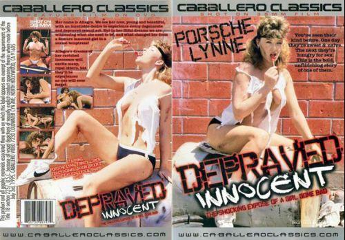Depraved Innocent (Jonathan Burroughs, Vidco Entertainment) [1986, All Sex, DVD5]
