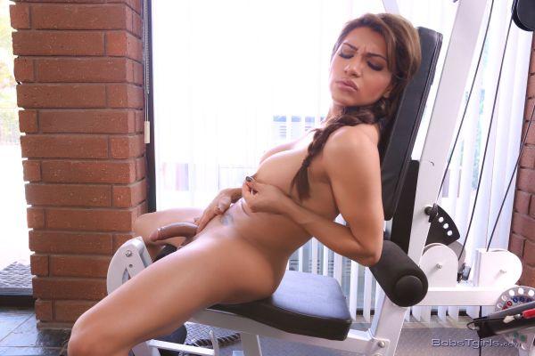 shemale workout