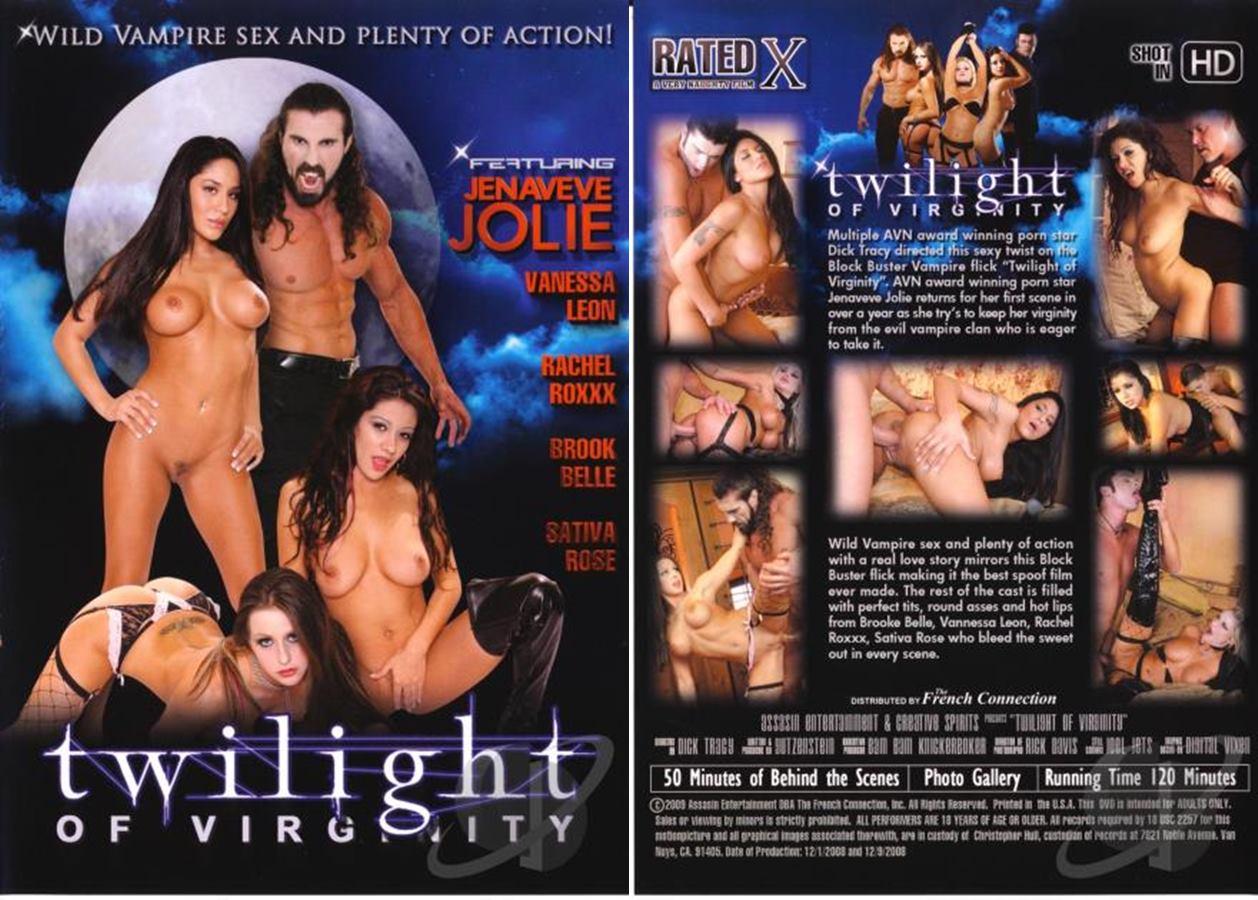 the twilight of virginity jenaveve jolie