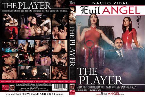 The Player(Nacho Vidal, Evil Angel) [2017, Gonzo Rimming Strap-Ons, WEB-DL, 1080p]