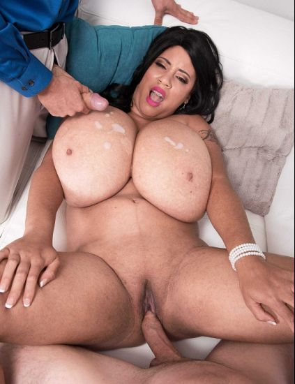 Bbw huge boobs anal