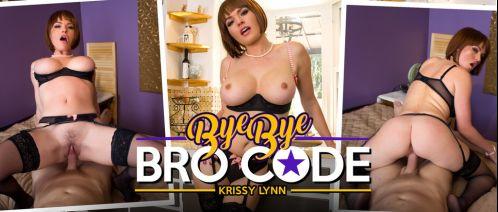 Bye Bye Bro Code - Krissy Lynn Oculus Rift