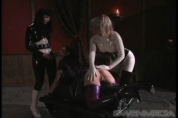 Kinky Girlfriends Part 2/Feb 1, 2017/Anastasia Pierce, Jean Bardot