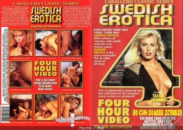 Swedish Erotica #17 (1987) DVDRip