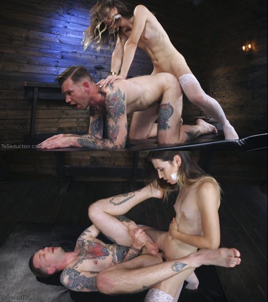 Korra Del Rio, Will Havoc - TS Mistress Korra Del Rio Dominates a Douchebag [HD 720p] (TsSeduction)
