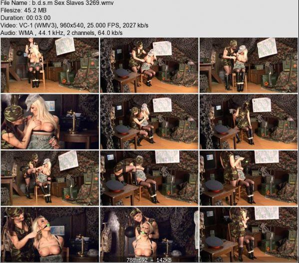 b.d.s.m Sex Slaves 3269