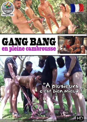 Gang Bang en pleine cambrousse (2015)