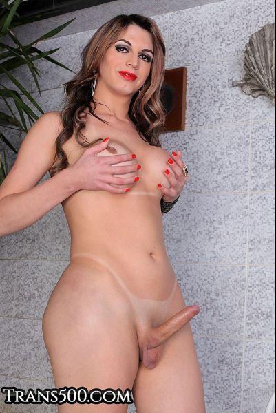 Trans500 - Samantha - Samantha Plugies's Ass Stuffing Extravaganza [HD 720p]