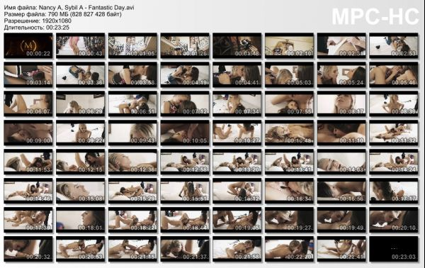 Nancy A, Sybil A: Fantastic Day HD 1080p