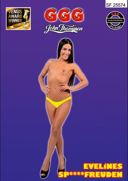 Eveline Dellai, Ria Sunn - GGG - Evelines Sperm Delight [HD 720p] (GermanG00Girls)