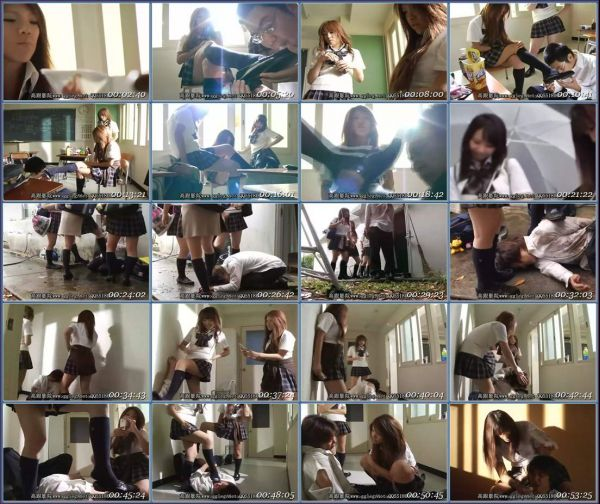 Love School Vol 2 Asian Femdom