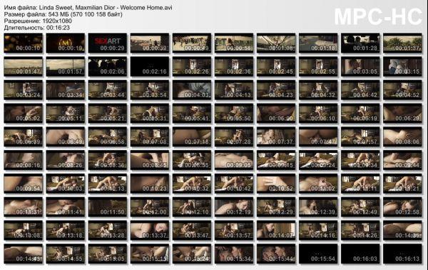 Linda Sweet, Maxmilian Dior: Welcome Home HD 1080p