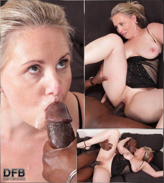 Nicole - Granny Interracial Desire [FullHD 1080p] (DFBNetPorn)