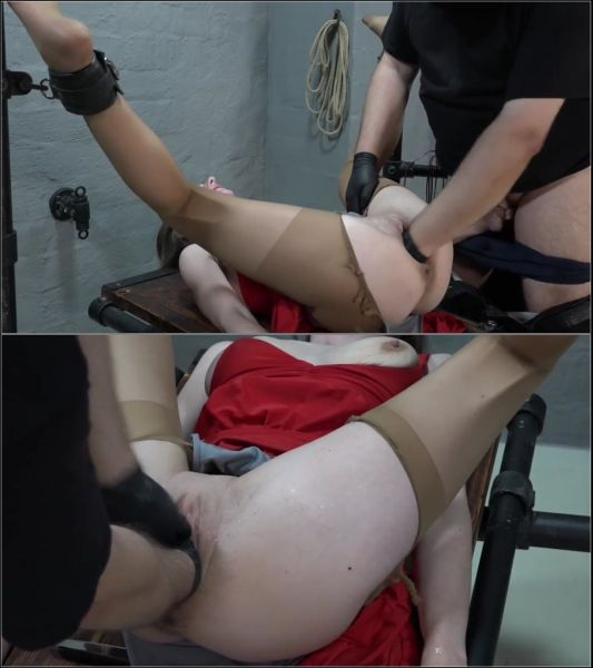 KarinaHH - Extreme fisting in bondage [HD 720p] (SicFlics)
