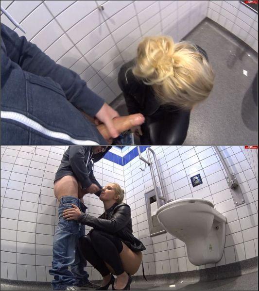 MDH - Skylabitch - Spermakunst nach WC-Fick!!! [FullHD 1080p]
