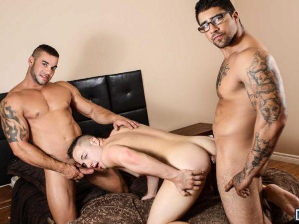 Jack Kross, Ryan Bones, Tobias James