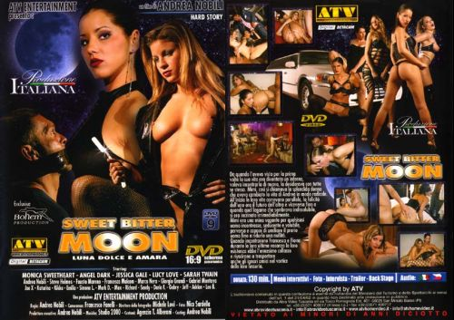 Sweet Bitter Moon(Andrea Nobili ATV Entertainment) [2006, Feature, Anal, DP, DAP, HDTV 1080p]