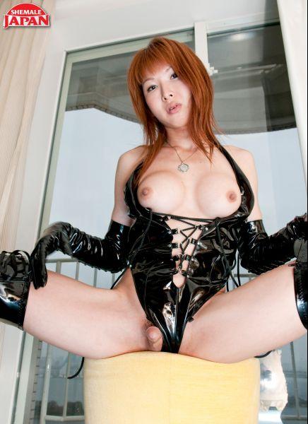 Miki Mizuasa - Horny Mistress Miki Mizuasa! (Shemale-Japan.com/HD/2017)