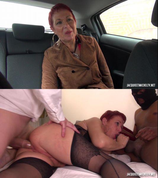Christine - Un gang-bang pour Christine, 49ans ! [FullHD 1080p] (JacquieetMichelTV)
