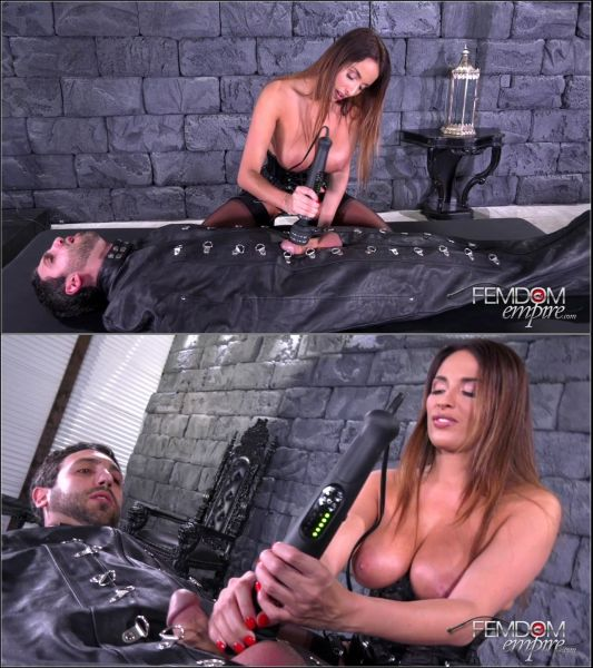 Anissa Kate - Vibrator Penis Milking [FullHD 1080p] (FemdomEmpire)